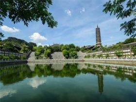 Bai Dinh Pagoda in Nihn Binh