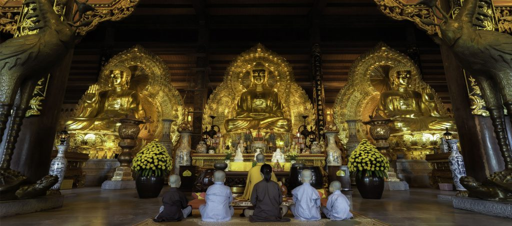 Bai Dinh Bronze Buddha Statue du lịch 20-10