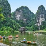 Boat Service at Trang An