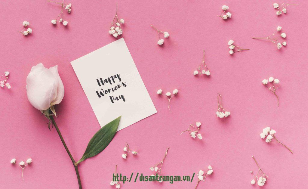 chúc mùng 8 tháng 3 quốc tế phục nữ
