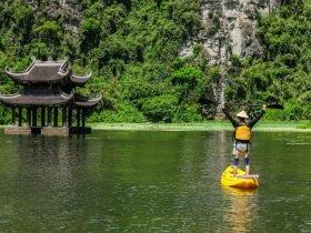 Tràng An Kayak