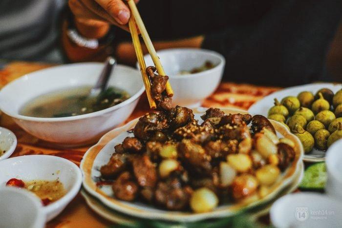 Thịt dê -  Quán ăn ngon ở Ninh Bình