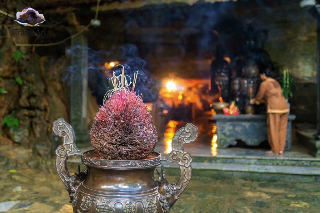 chùa bái đính cổ