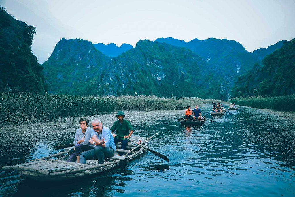 Đầm Vân Long - Ninh Bình