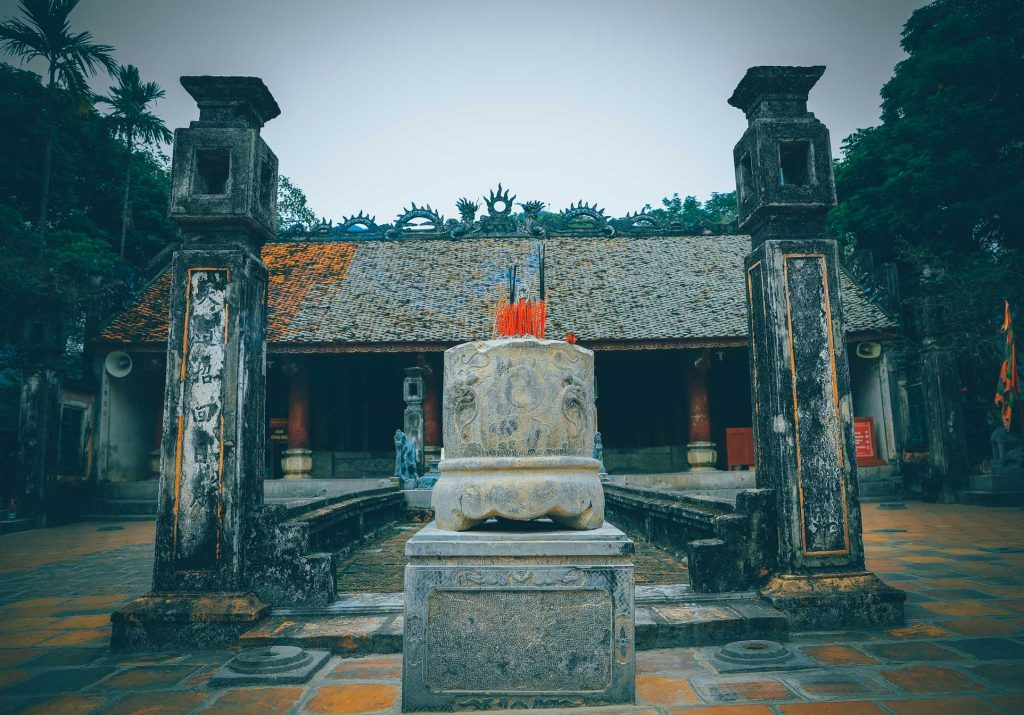 Đền thờ vua Đinh Tiên Hoàng - Ninh Bình