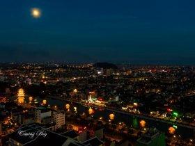 Toàn cảnh thành phố Ninh Bình