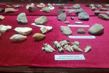 Các chứng tích văn hóa tiền sử tại Tràng An