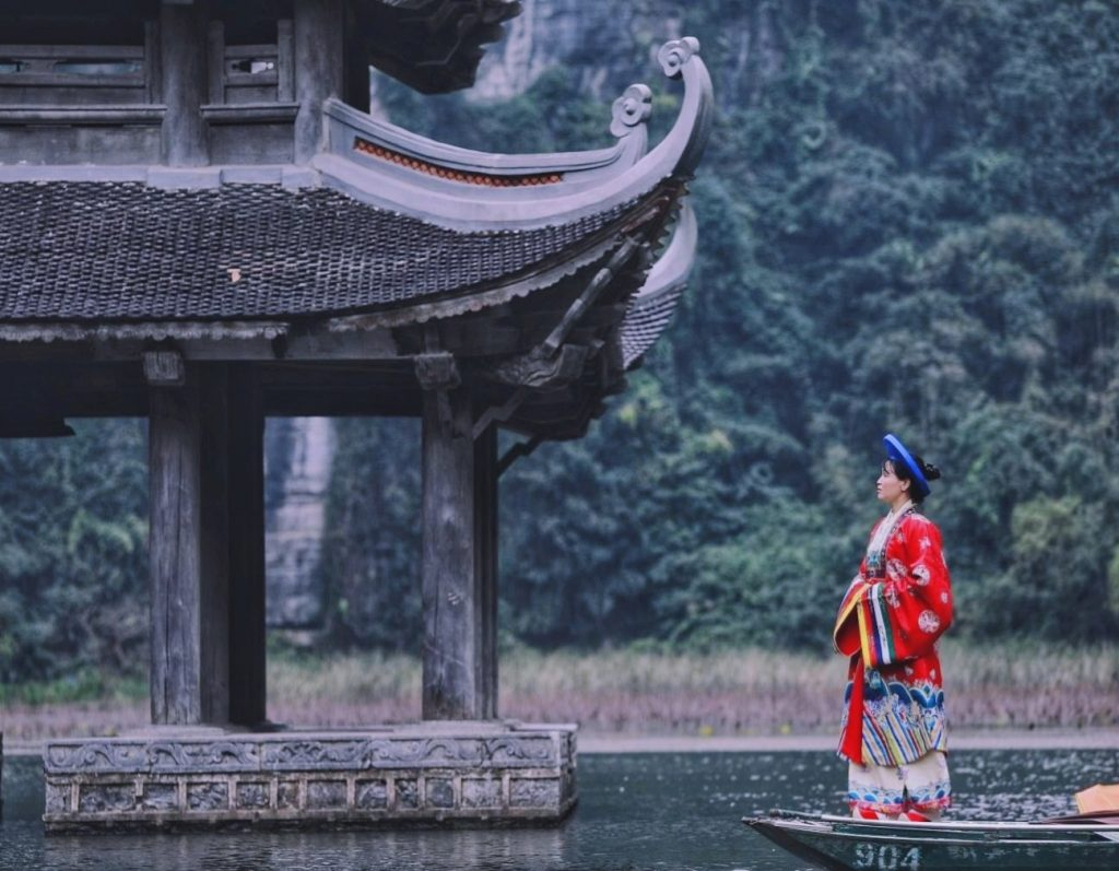 Việt cổ phục - Áo Nhật Bình