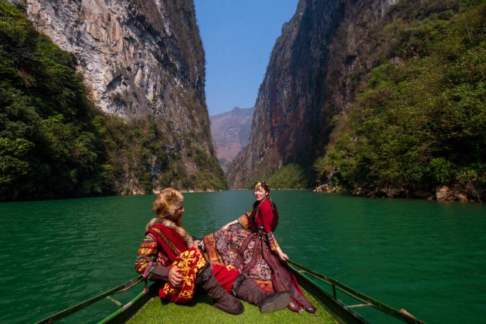 Sông Nho Quế - Dự báo thời tiết Hà Giang 7 ngày tới