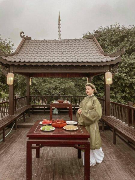 Hình ảnh chùa Tam Chúc