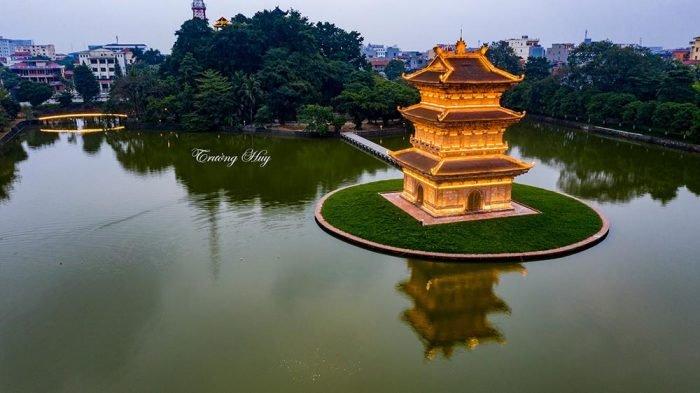 Chùa Bạc - núi Kỳ Lân Ninh Bình
