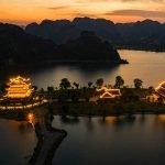 Chùa vàng Ninh Binh