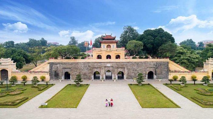 Di sản thế giới - Hoàng thành Thăng Long