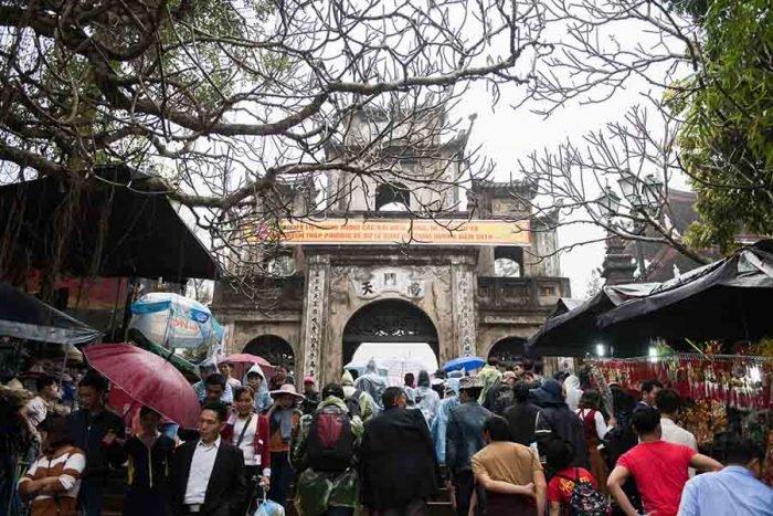 Hình ảnh chùa Hương