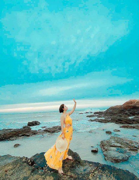 Những shot hình tuyệt đẹp trên đảo Cô Tô
