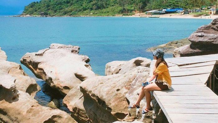 Tới Mùi Gành Dầu để tận hưởng vẻ yên bình của Phú Quốc - Du lịch Phú Quốc