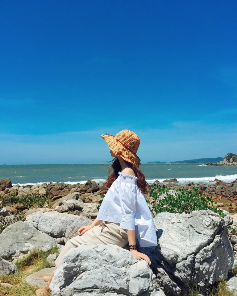 Mùa hè là thời gian lý tưởng đi du lịch Quan Lạn