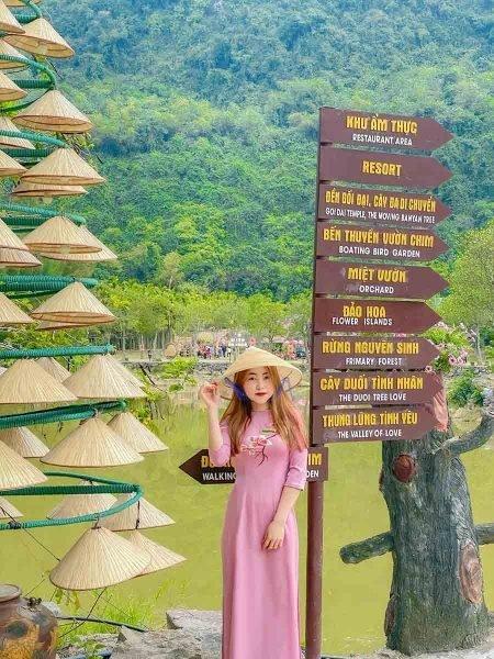 Du lịch Thung Nham