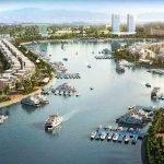 Một sự án bất động sản du lịch trên đảo Tuần Châu