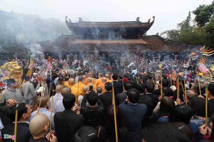 Lễ hội chùa Hương - chùa Hương ở đâu?