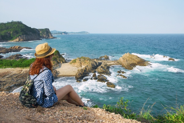 Đảo Cô Tô mang vẻ đẹp trong xanh, tươi mát - du lịch quảng ninh