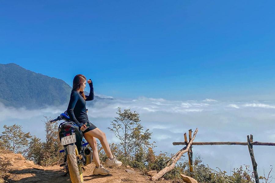 Săn mây tại Tà Xùa