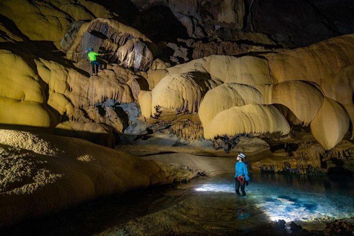 Hang động lớn nhất thế giới ở Việt Nam (An Thuyên)