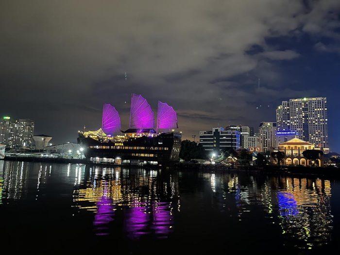 Du lịch trên sông Sài Gòn Dự báo thời tiết sài gòn ngày mai