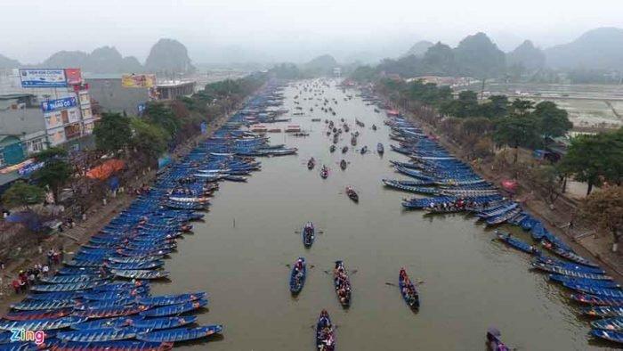 Bến Đục - Suối Yến - chùa Hương