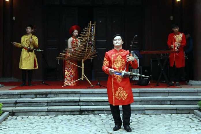 Thanh âm việt - nhạc truyền thống