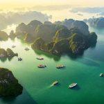Hạ Long- Quảng Ninh nổi tiếng với vô vàn cảnh đẹp nên thơ, trữ tình