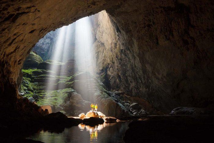 Di sản thiên nhiên Vườn quốc Phong Nha Kẻ Bàng - Hang Sơn Đoòng Quảng Bình
