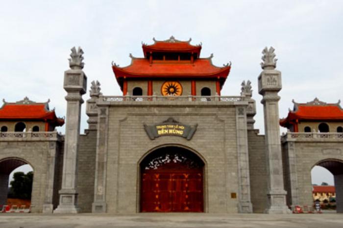 Du lịch Đền Hùng
