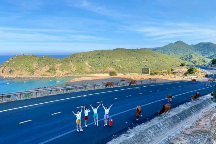 Đèo Cả Du lịch Phú Yên