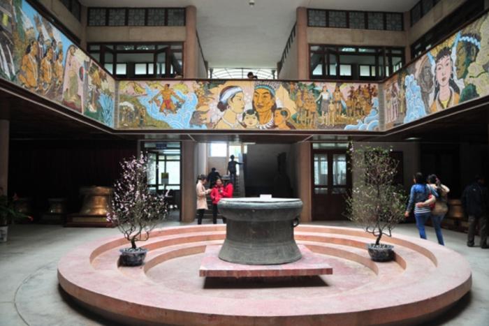 Bảo tàng Hùng Vương - Lịch nghỉ lễ Giỗ tổ Hùng Vương 2021