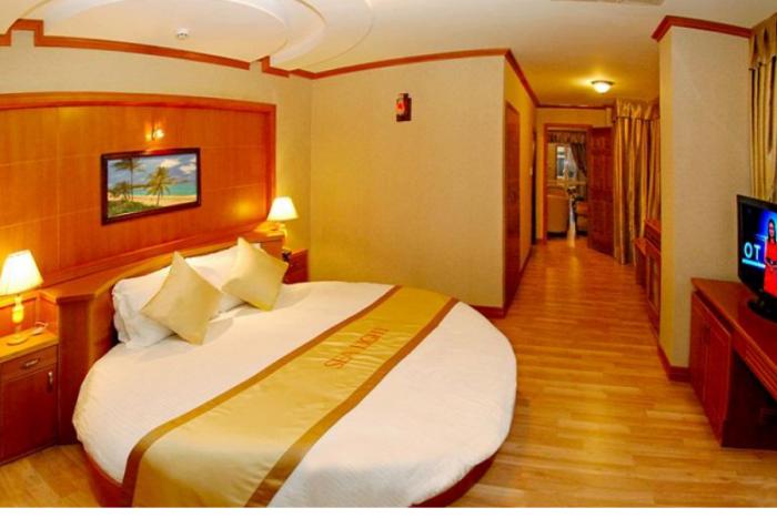 Khách sạn Sea Light Kiên Giang