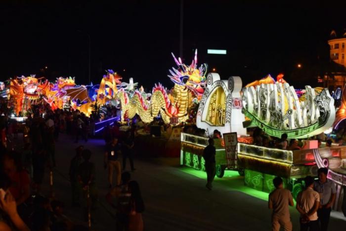 Lễ hội Trung thu Tuyên Quang 1
