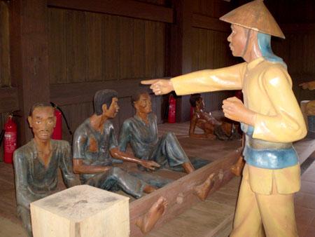 Di tích lịch sử Ngục Đắk Mil