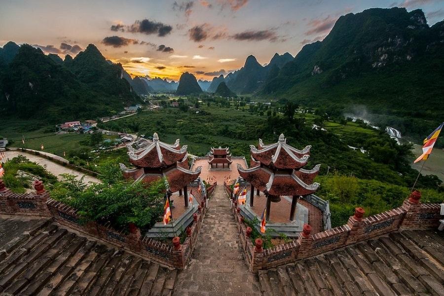 chùa Phật tích