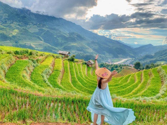 Bản Thái - du lịch Mù Cang Chải