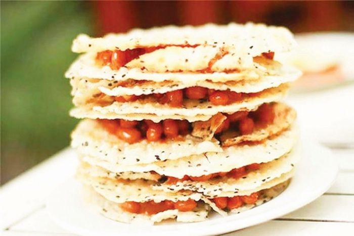 đặc sản nức tiếng đất Hà Tĩnh đó là bánh Cu Đơ.