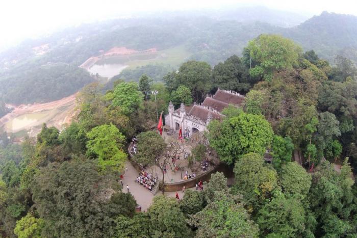 Du lịch Đền Hùng - Lịch nghỉ lễ Giỗ tổ Hùng Vương 2021