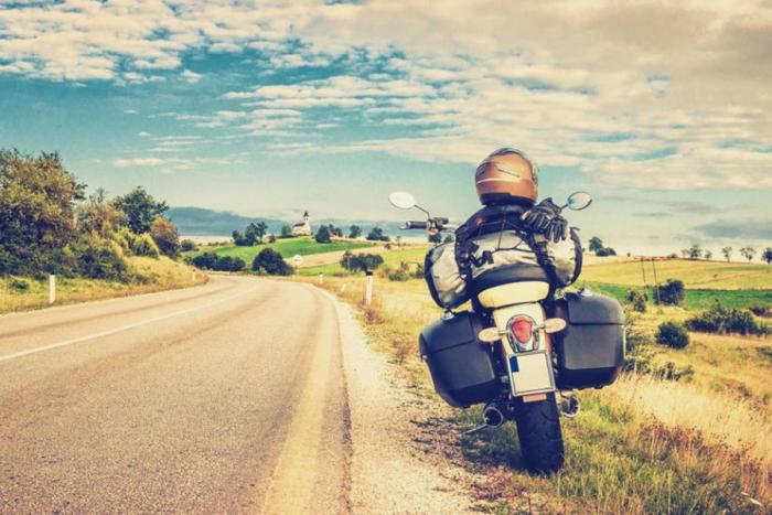 Đi phượt bằng xe máy