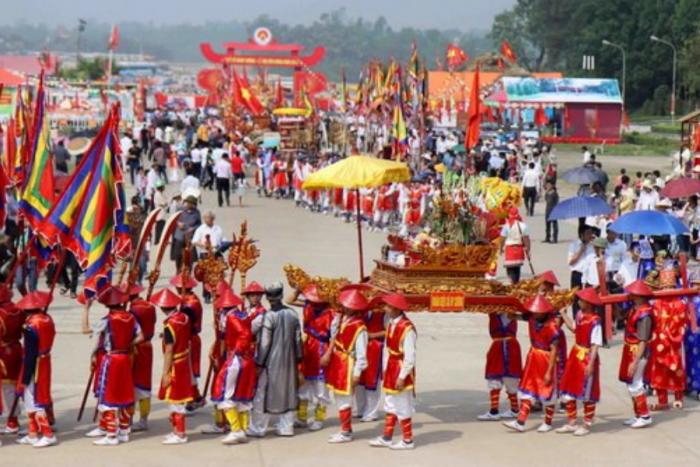 Lễ hội Đền Hùng - Lịch nghỉ lễ Giỗ tổ Hùng Vương 2021