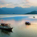 Hồ Núi Cốc Thái Nguyên-