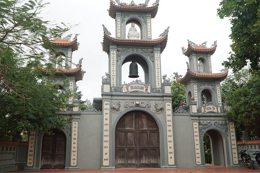 chùa Bạch Long Tự