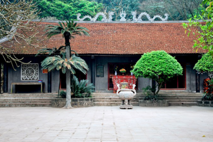 Đền Hạ - Mùng 10 tháng 3 âm lịch hàng năm là ngày Giỗ tổ Hùng Vương