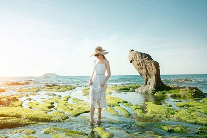 Biển Cổ Thạch - Du lịch Bình Thuận