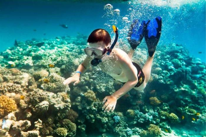 Vịnh Côn Sơn - du lịch côn đảo