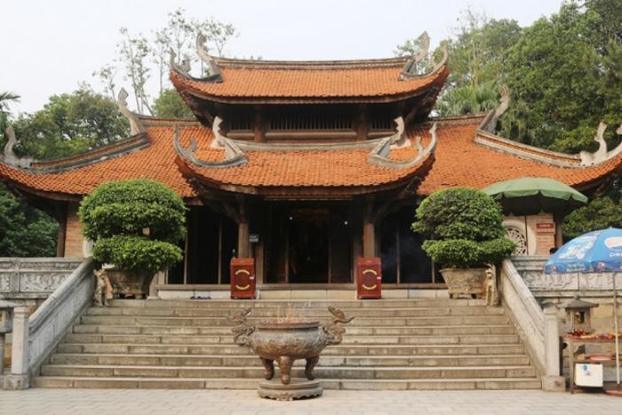 Đền Tổ mẫu Âu Cơ - Lịch nghỉ lễ Giỗ tổ Hùng Vương 2021 - Mùng 10 tháng 3